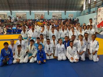 Kiai-Kan é Vice-Campeã Geral na 3ª Copa Kazoku de Judô em Cristais Paulista/Sp