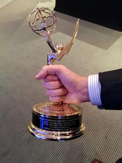 2016 Emmy Trophy