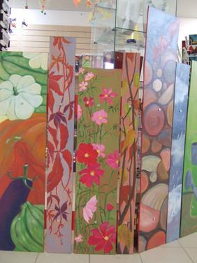 Jardin du Vent Bibliothèque Automne 2011