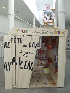 Fête du Livre Louchard 2006