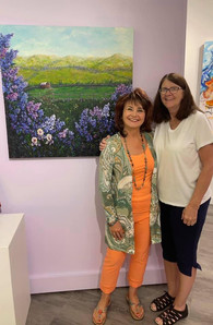 Lilac Love at The Capital Gallery