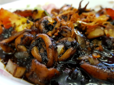 Sotong Black Pepper