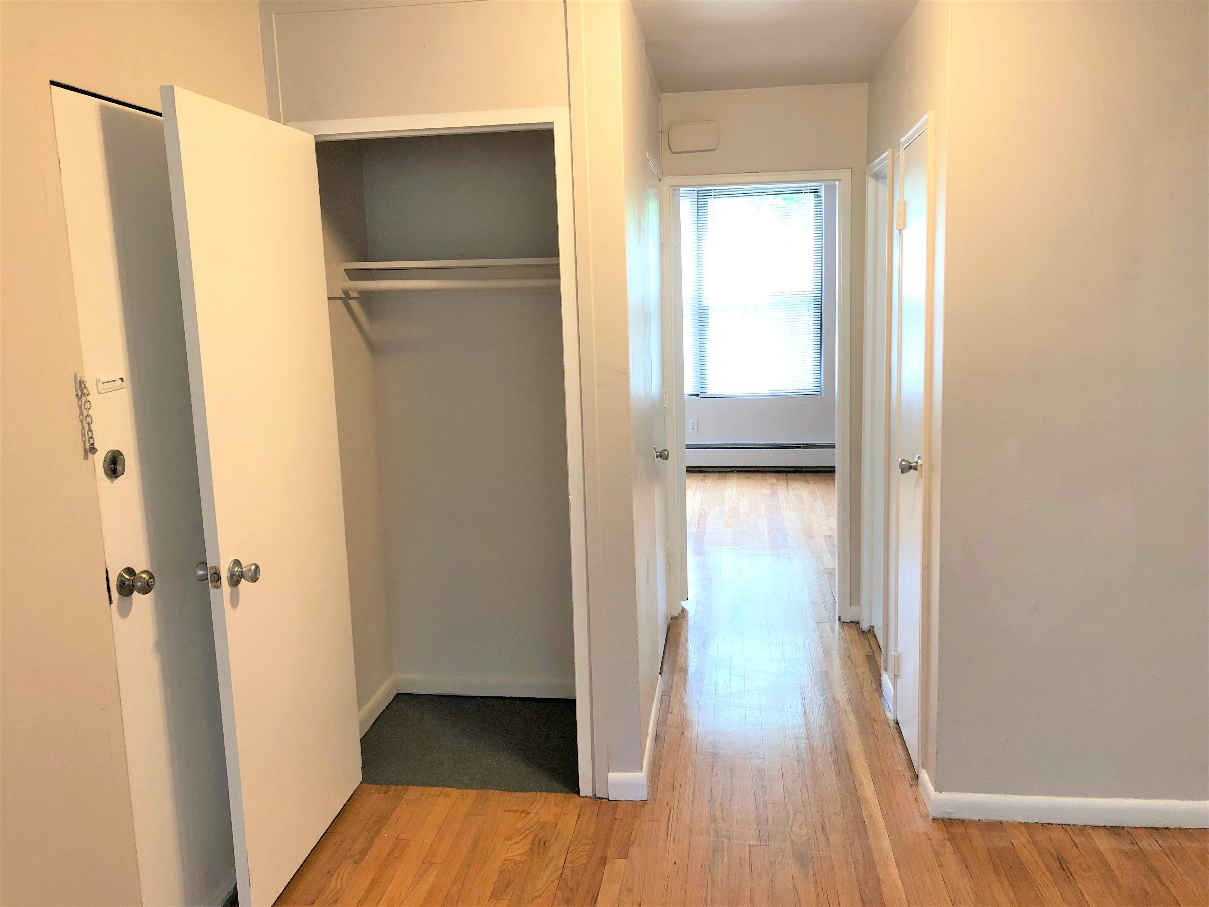 Entry Closet