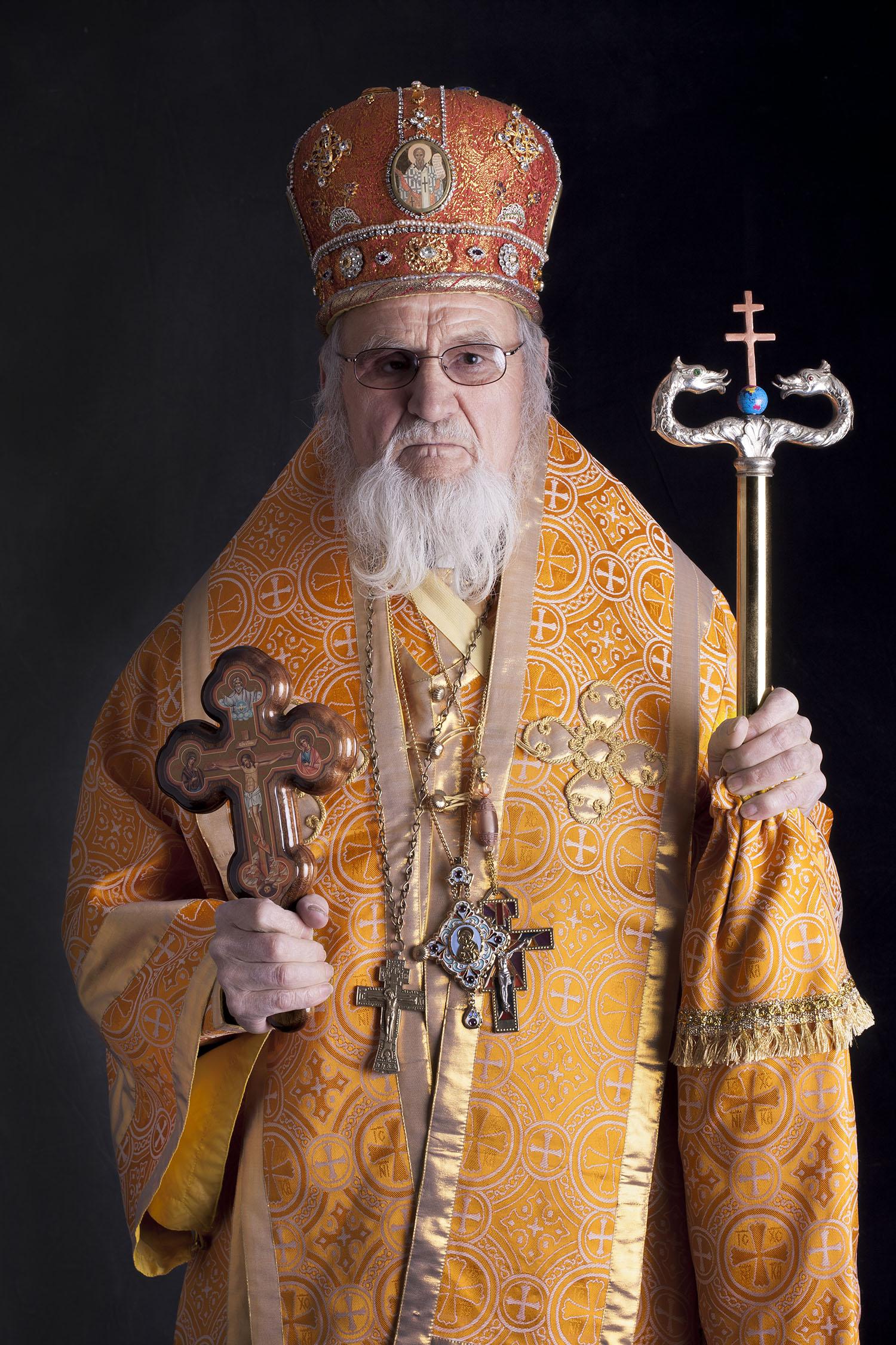 Archbishop Emigideus Ryzy