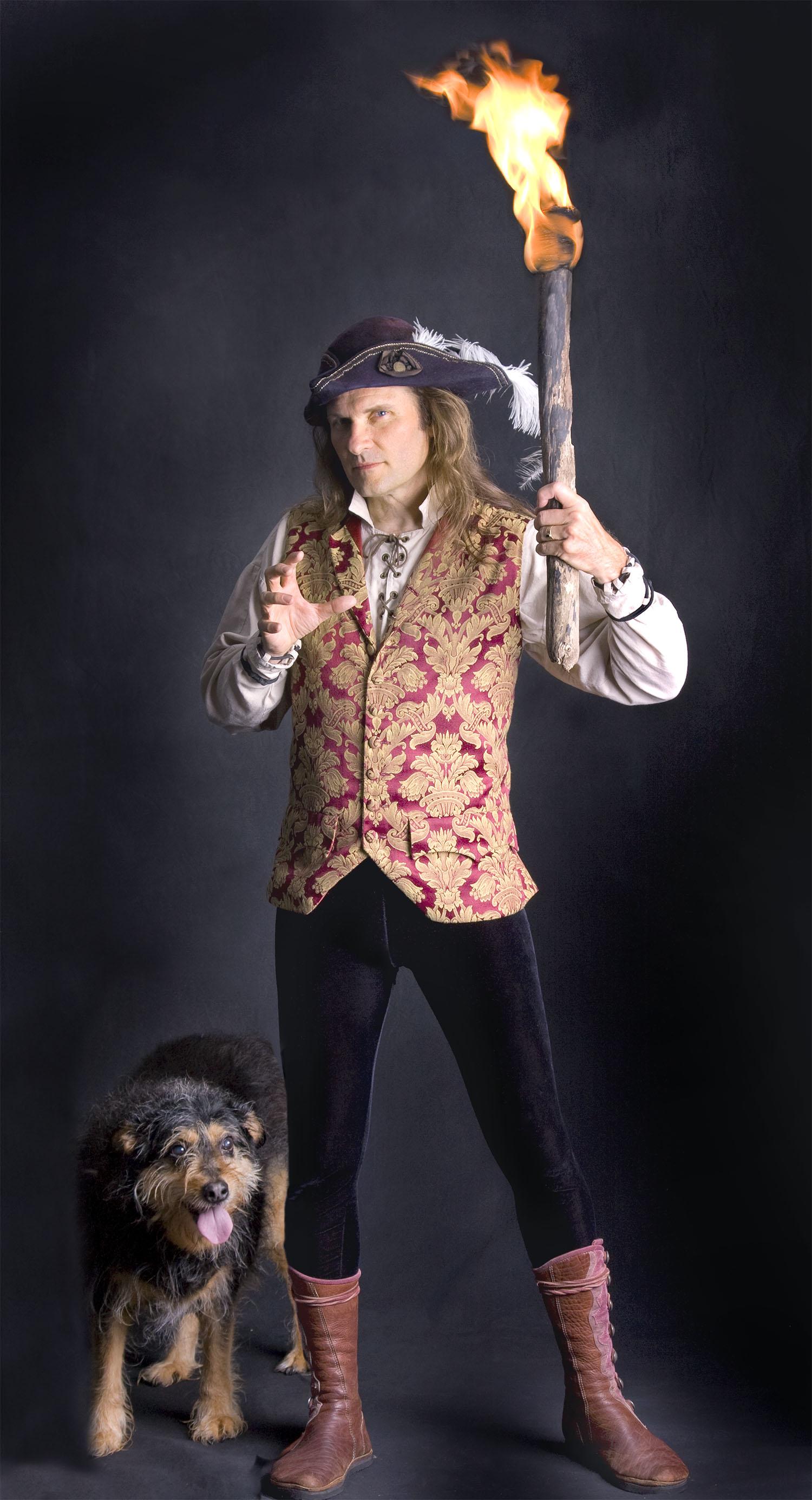 Jonathan Kruk-Badass Taleteller