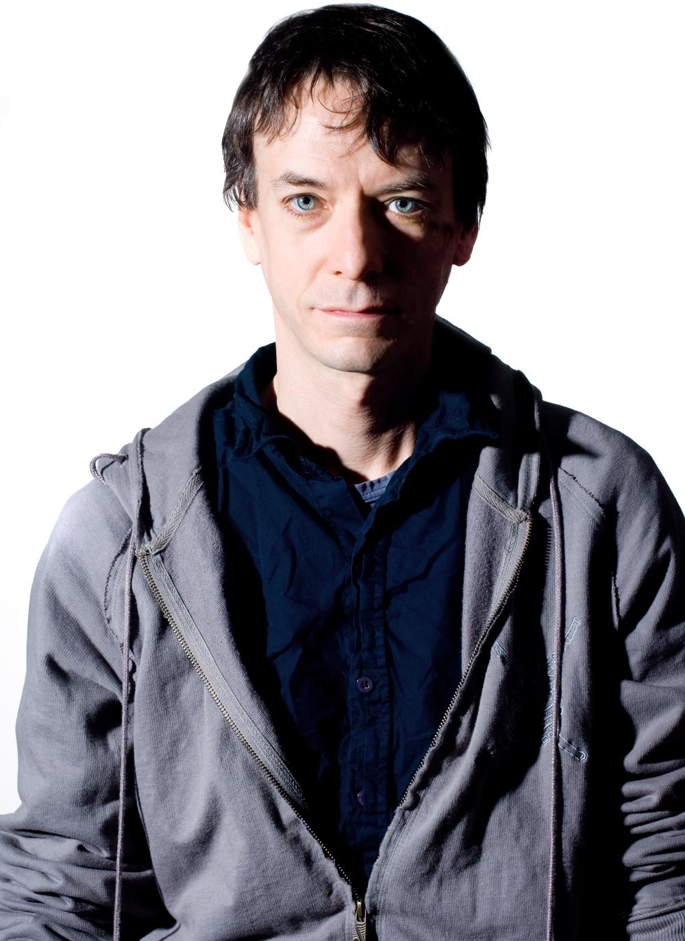 Tim Maxwell pokerface