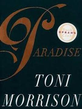 Paradise (Toni Morrison-hardcover)