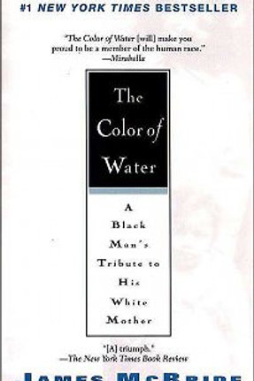 The Color of Water (McBride-paperback)
