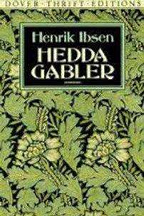Hedda Gabler (Henrik Ibsen-paperback)