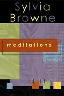 Meditations (Sylvia Browne-hardback)