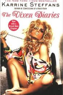 The Vixen Diaries (Karrine Steffans-hardcover)
