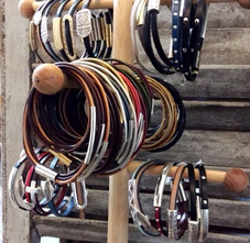 City Wraps Leather Bracelets