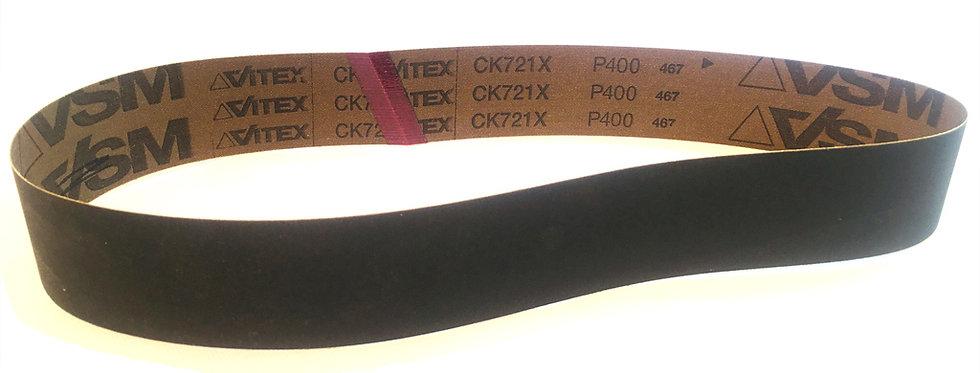 Belt VSM P400 (SiC) CK721X 915 * 50