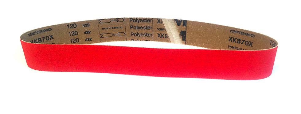 Belt VSM P120 (CER) XK870X 915 * 50
