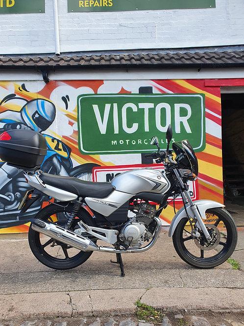 Yamaha YBR 125 2009   (SOLD)