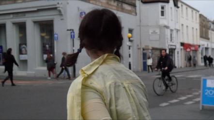 Film Still from In Line