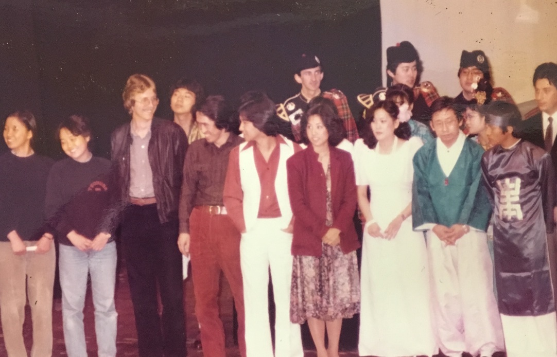 1980年代の開催の様子です