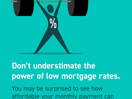 Power of Low Mortgage Rates
