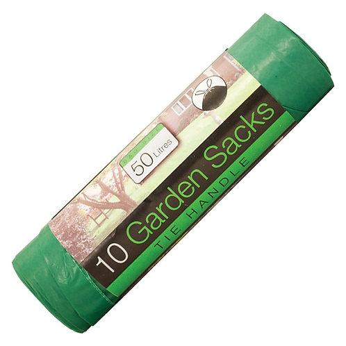 Garden Bags - 10 Pack