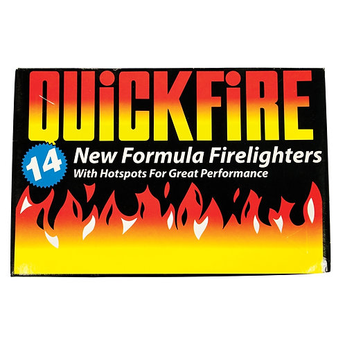 Firelighters - 14 Pack