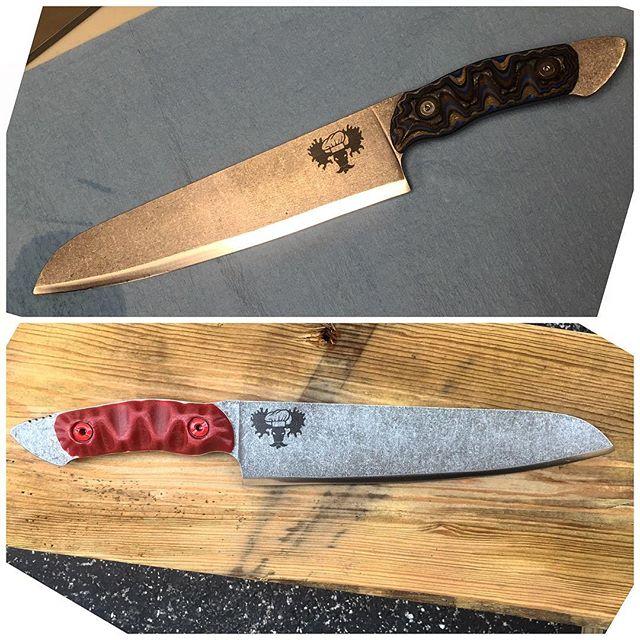 TKO CHEF KNIFE