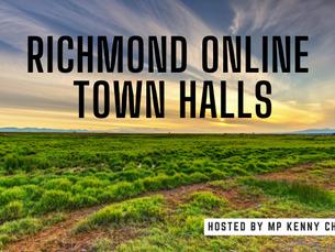 Steveston-Richmond East Town Hall Series
