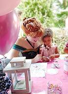 kinderfeestje prinses meisjes