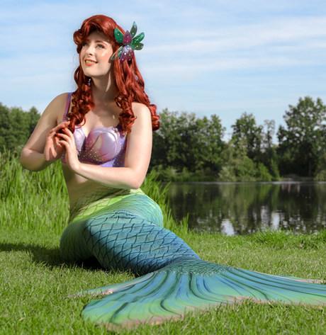 Zeemeerminprinses Sprookjesfeesten