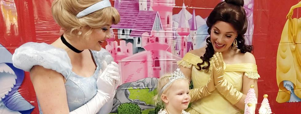 Belle en Assepoester