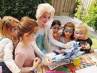 prinsessenfeestje sprookjeprinsessen