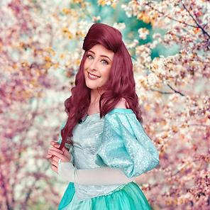 sprookjesprinses zeemeermin