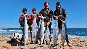 Spanish Mackerel and Tuna _ Jul '19