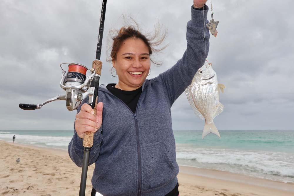 Perth Sunrise Fishing