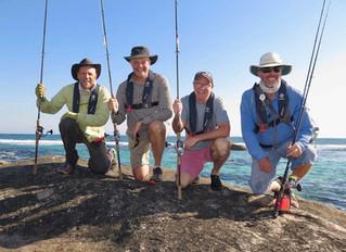 Salmon Fishing Safari in South-West WA