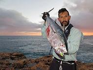 Che Carson Landbased Fishing Guide WA