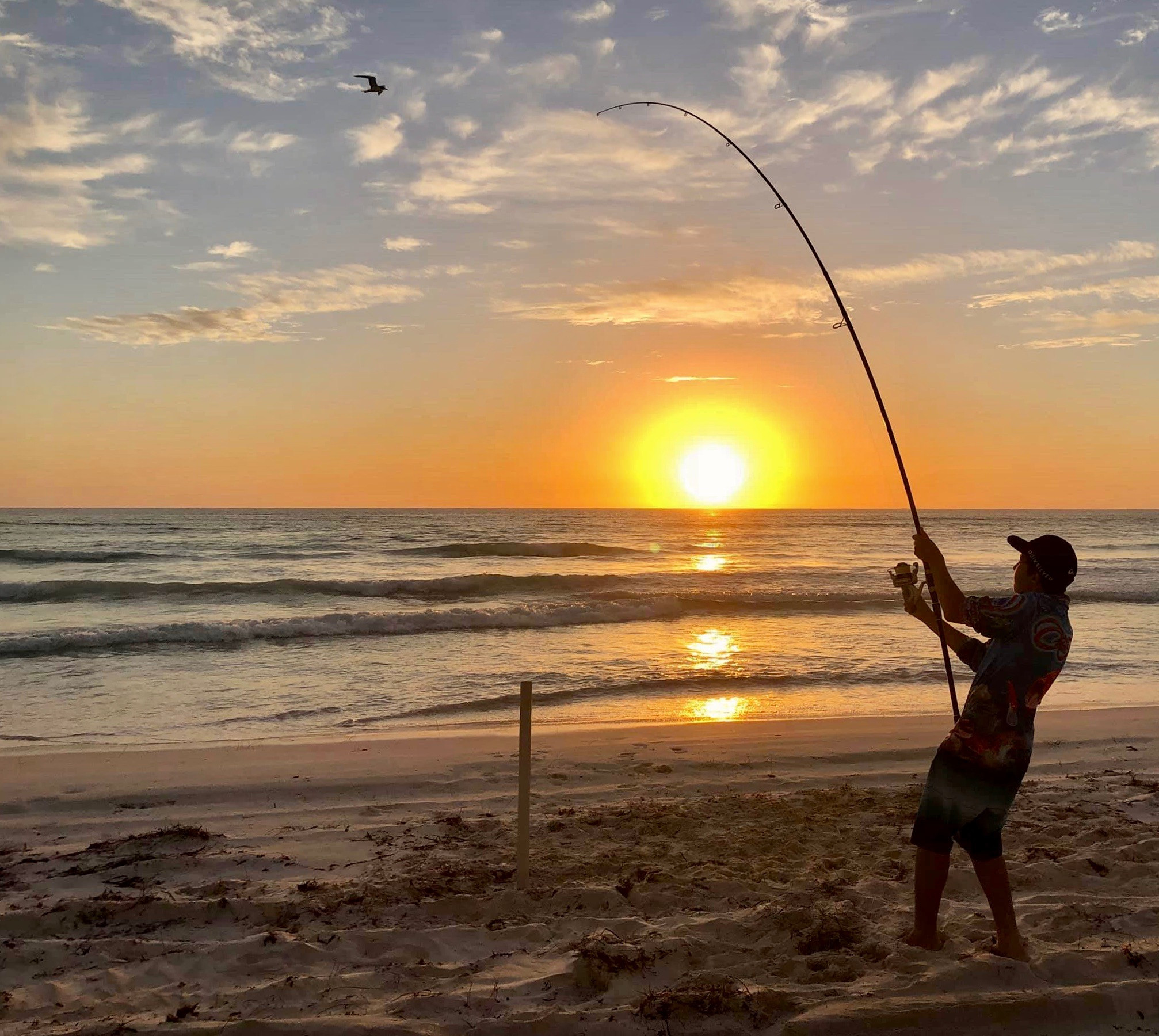 Perth Sunset Fishing