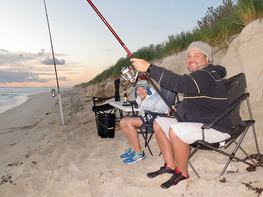 Inaugural Beach Fishing Safari