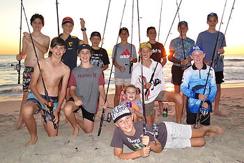 Learn how to fish in our beach fishing lessons classes in Perth Western Australia