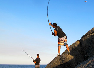 Introduction to Land-based Fishing in WA