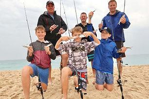 Perth Sunrise Fishing catch | Mar '19