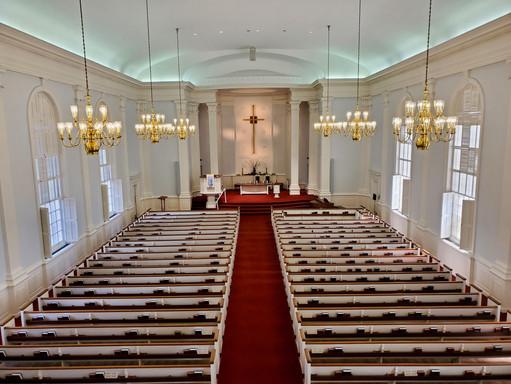Ginter Park Presbyterian Sanctuary