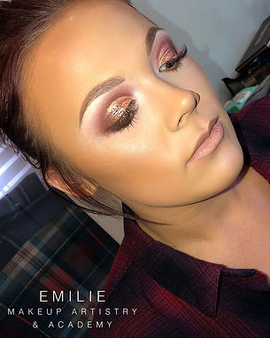 Gorgeous Full Glam Created In Our 5 Day
