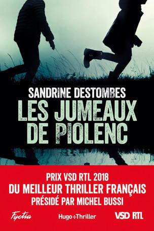 Les jumeaux de Piolenc - Sandrine Destombes