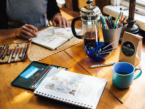 The 5 Myths About Creativity