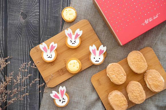 兔兔月亮 中秋禮盒