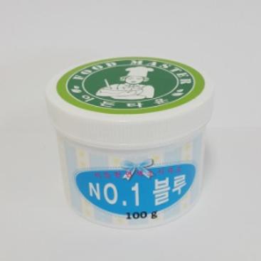 食用色素 クチナシ(青)