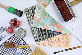 Decorative-Paste-Papermaking-with-Paola.