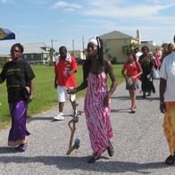 Leaders of de Gullah/Geechee Nation Stand fa de Land!