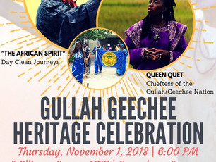 Gullah/Geechee Heritage Celebration at Georgia Southern University