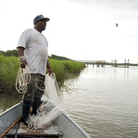 Ed Atkins of Gullah/Geechee Fishing Association